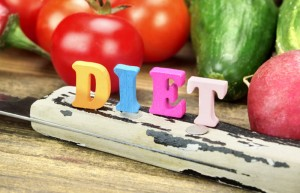Una dieta temporal